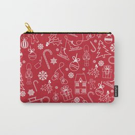 Christmas time Carry-All Pouch