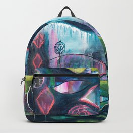 Layers of life Backpack