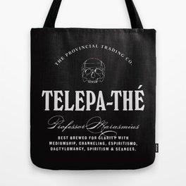 TELEPA-THÉ Tote Bag