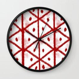 Freyr blót Wall Clock
