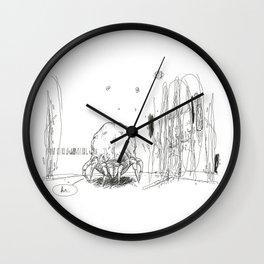 Acarism Ho Wall Clock