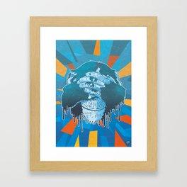 Mizaru Framed Art Print