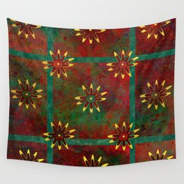 Paracas Pop 3 Wall Tapestry