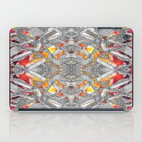 blueprint iPad Cases featuring Blueprint - multi by Etch by Design