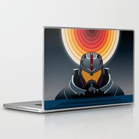 pacific rim Laptop & iPad Skins featuring Pacific Rim by milanova