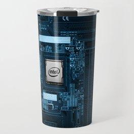 Intel Motherboard Travel Mug