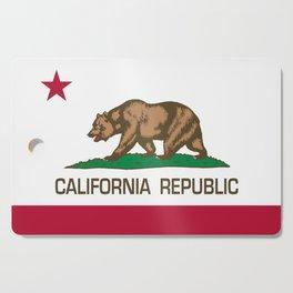 California flag Cutting Board