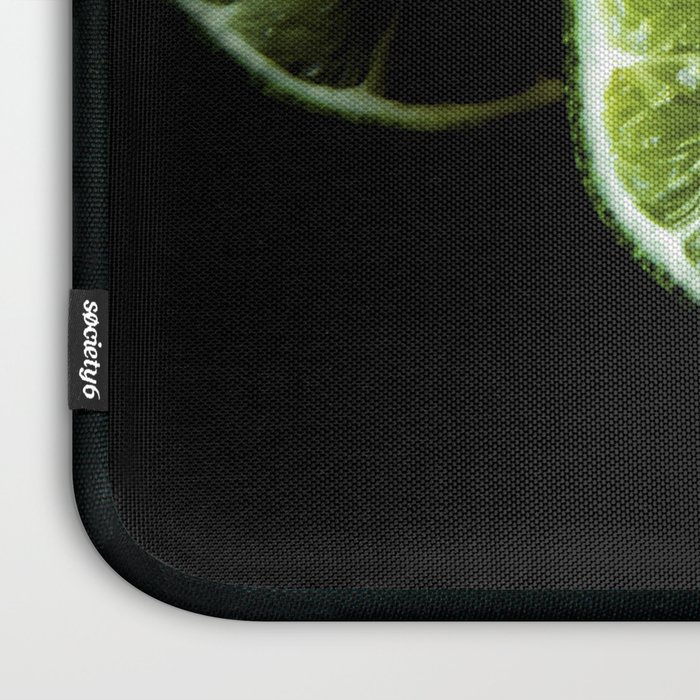 lemon lima Laptop Sleeve