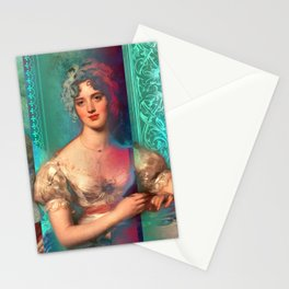 Quiet Porcelain Stationery Cards