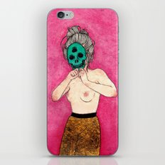 Beauty and Other Things iPhone & iPod Skin