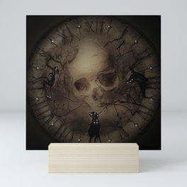 Passing of Time ~ Le Temps Qui Passe Mini Art Print