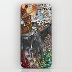 Cowboy and His Guns iPhone & iPod Skin