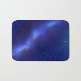 Nebula Night Bath Mat