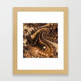 Fractal 1 Framed Art Print