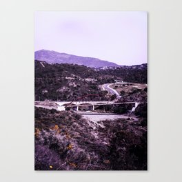 Sierra Nevada Canvas Print