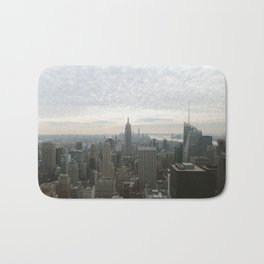NYC from Above Bath Mat