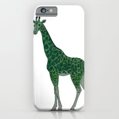 Giraffe is for Green Slim Case iPhone 6s