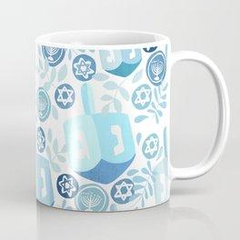 Dreidel  Coffee Mug