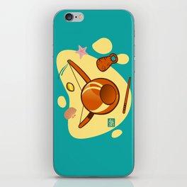 Capoeira 653 iPhone Skin