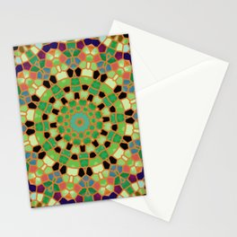 Mosaic 4l ver.3 Stationery Cards
