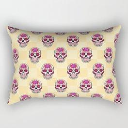 Blackart Rectangular Pillow