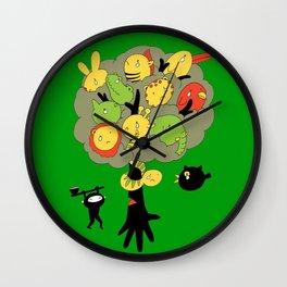 The Ninja Assassin Wall Clock