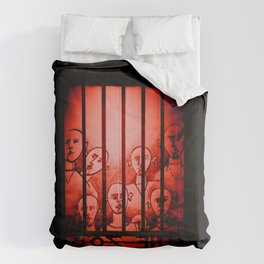 The Zoo [Red] Comforters