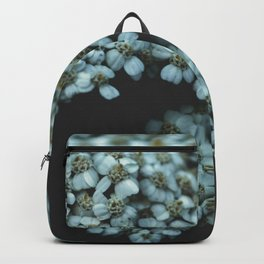 Botanical Still Life Photography Tiny Flowers Backpack
