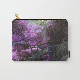Monet's Garden (Color) Carry-All Pouch