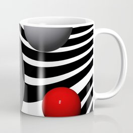 stripes and balls -2- Coffee Mug