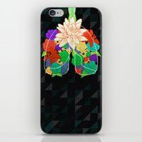 lungs iPhone & iPod Skins featuring lungs by Taylor {GANGST★R}