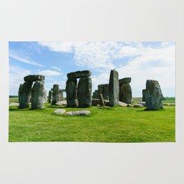 Stonehenge Wiltshire England Rug