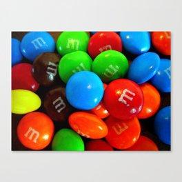 Chocolatey Goodness Canvas Print