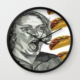Ty Segall: Taco Fuzz Wall Clock