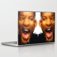 melissa smith Laptop & iPad Skins featuring Will Smith by Alice Z.