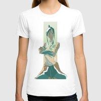 korra T-shirts featuring Korra by OliLai
