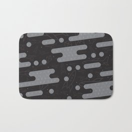 Sweet Clouds Over Flying Machines Bath Mat