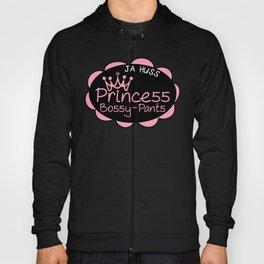 Princess Bossy Pants Hoody