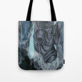 Waterfall Village Tote Bag
