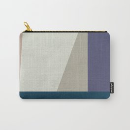 Abstract Shape Geometric Design Carry-All Pouch