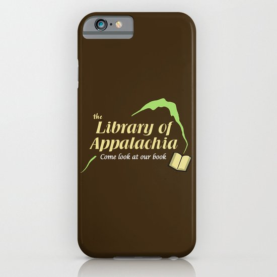 Come Look at Our Book iPhone & iPod Case