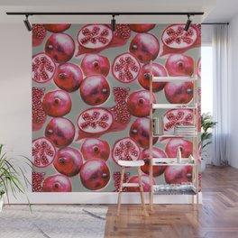 Pomegranate Wall Mural