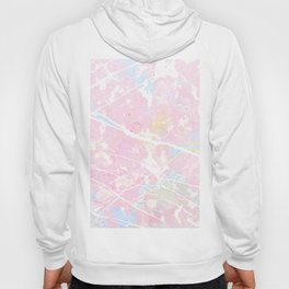 Pastel Candy Pollock marble Hoody