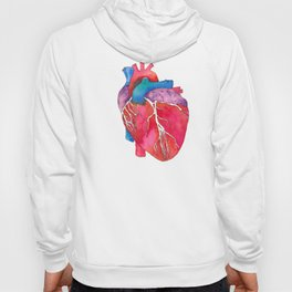 Anatomical Heart Hoody