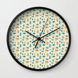 beetles :) Wall Clock
