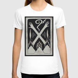 Banishment (Black) T-shirt