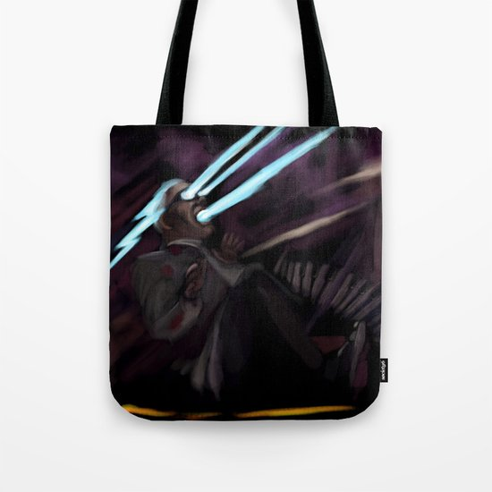 Mr. Ray hits the road again. Tote Bag