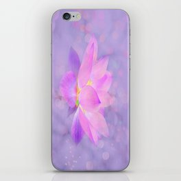 Lotus Emerging from the Water iPhone Skin