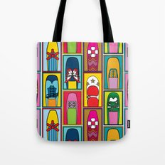 Vintage Shoe Collection Tote Bag