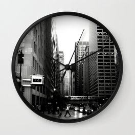 LaSalle Wall Clock